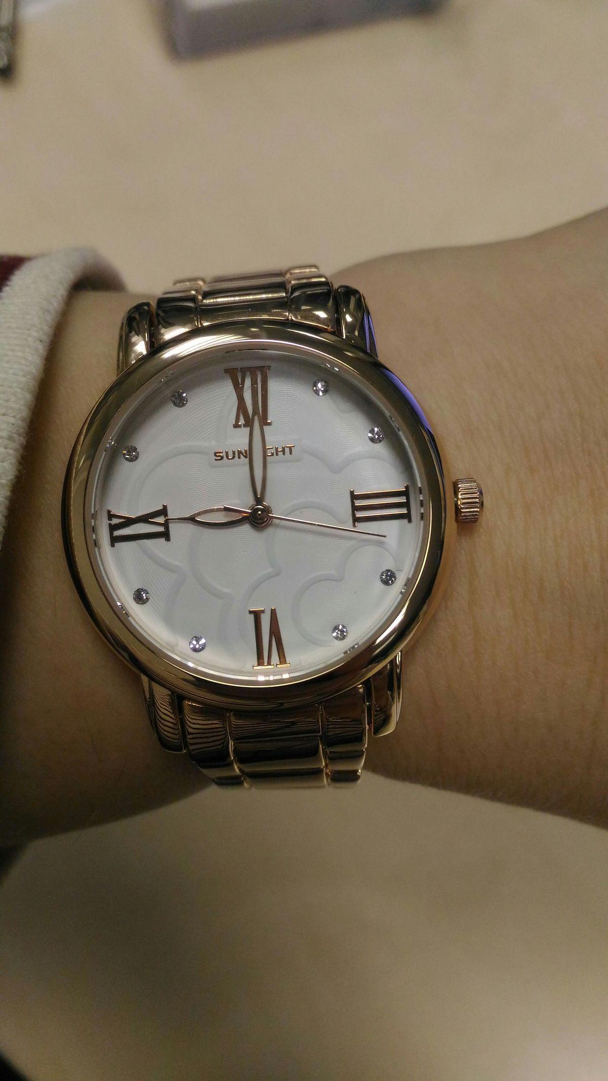 "Красивые часы ""на выход"""