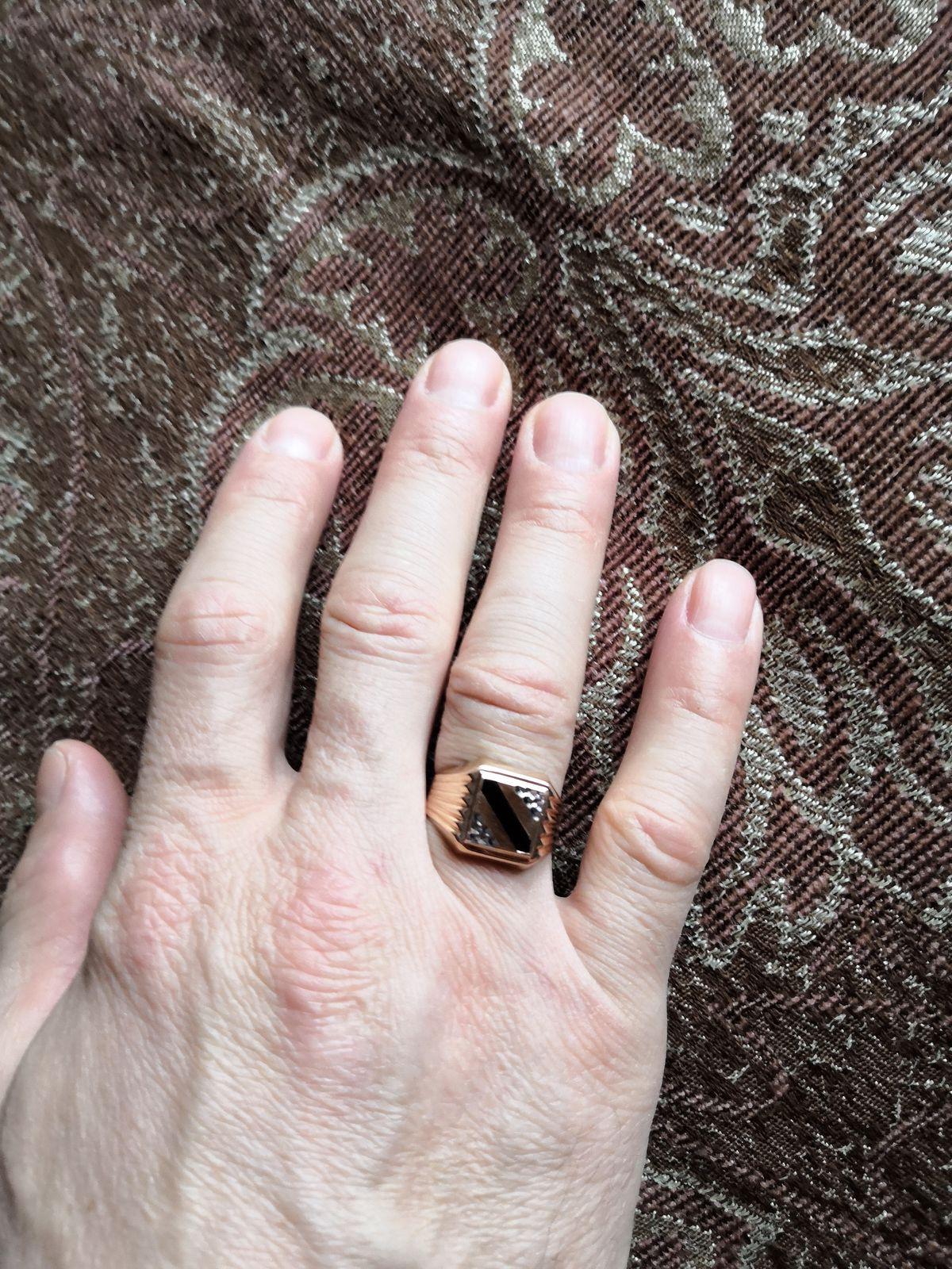Очень красивое кольцо 💖
