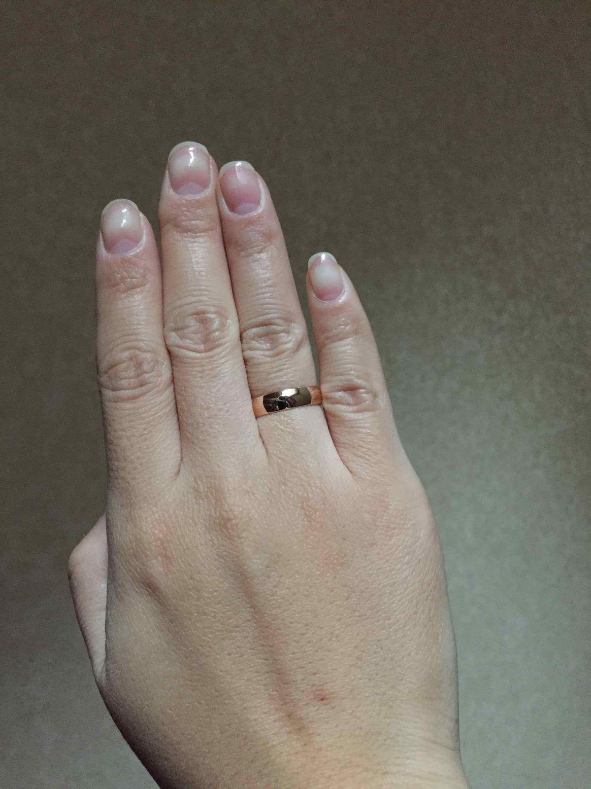 Обручальное,золотое кольцо!!!
