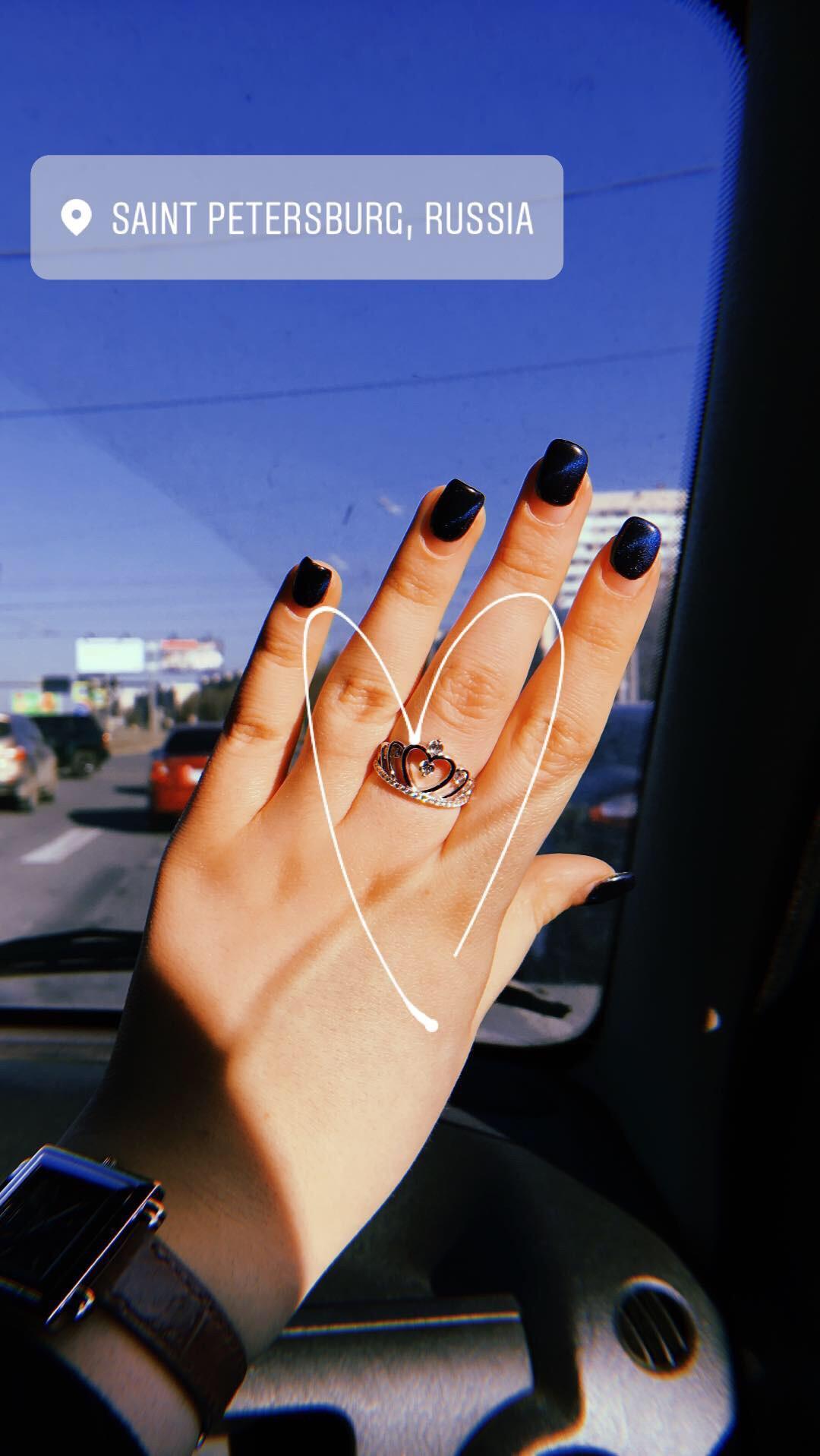 Кольцо принцессы