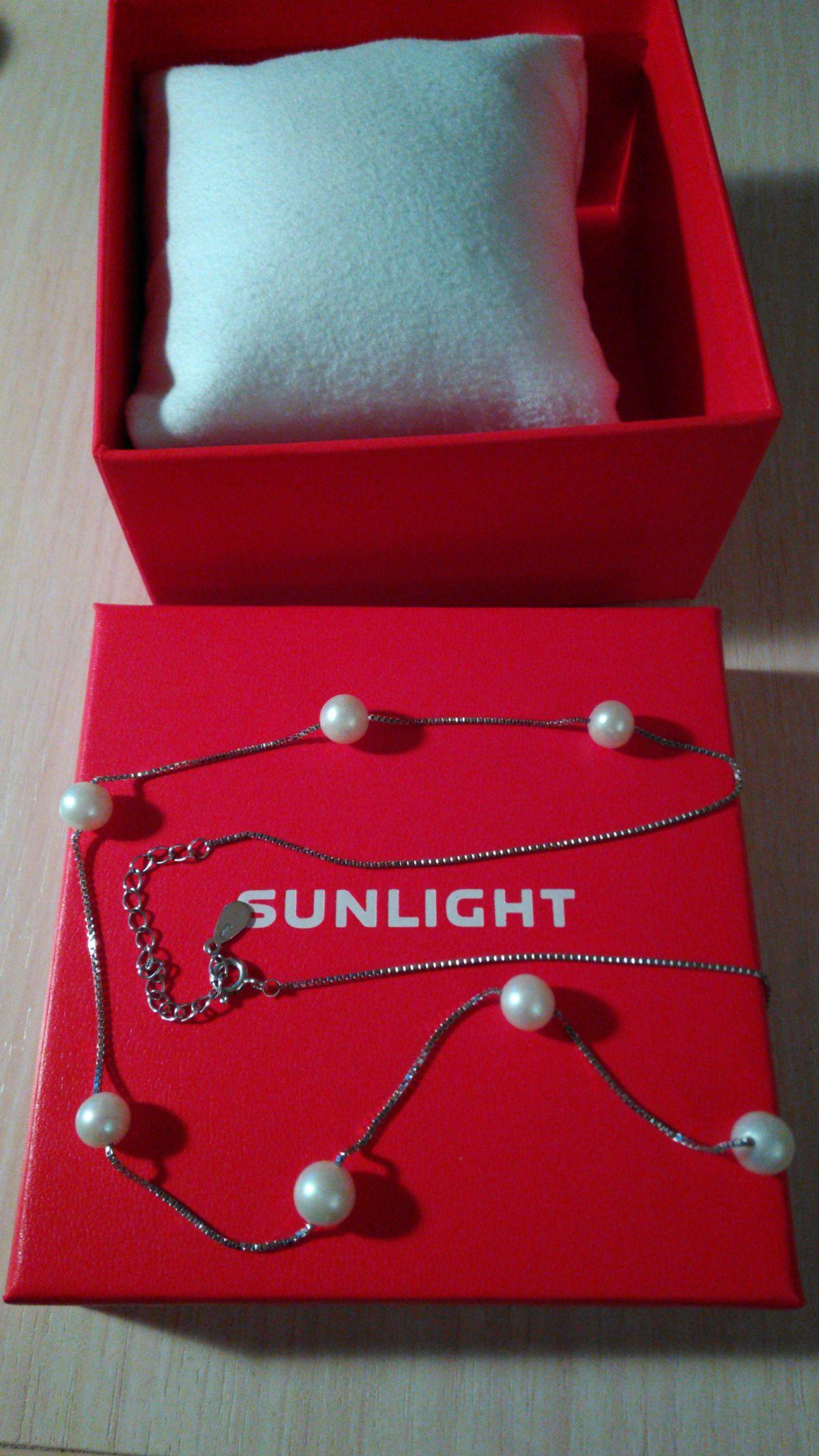 Ожерелье в стиле Шанель.