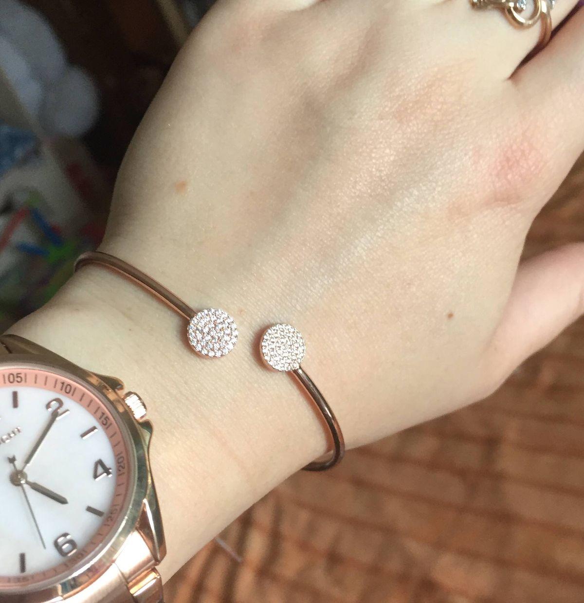 Приобрела браслет в подарок