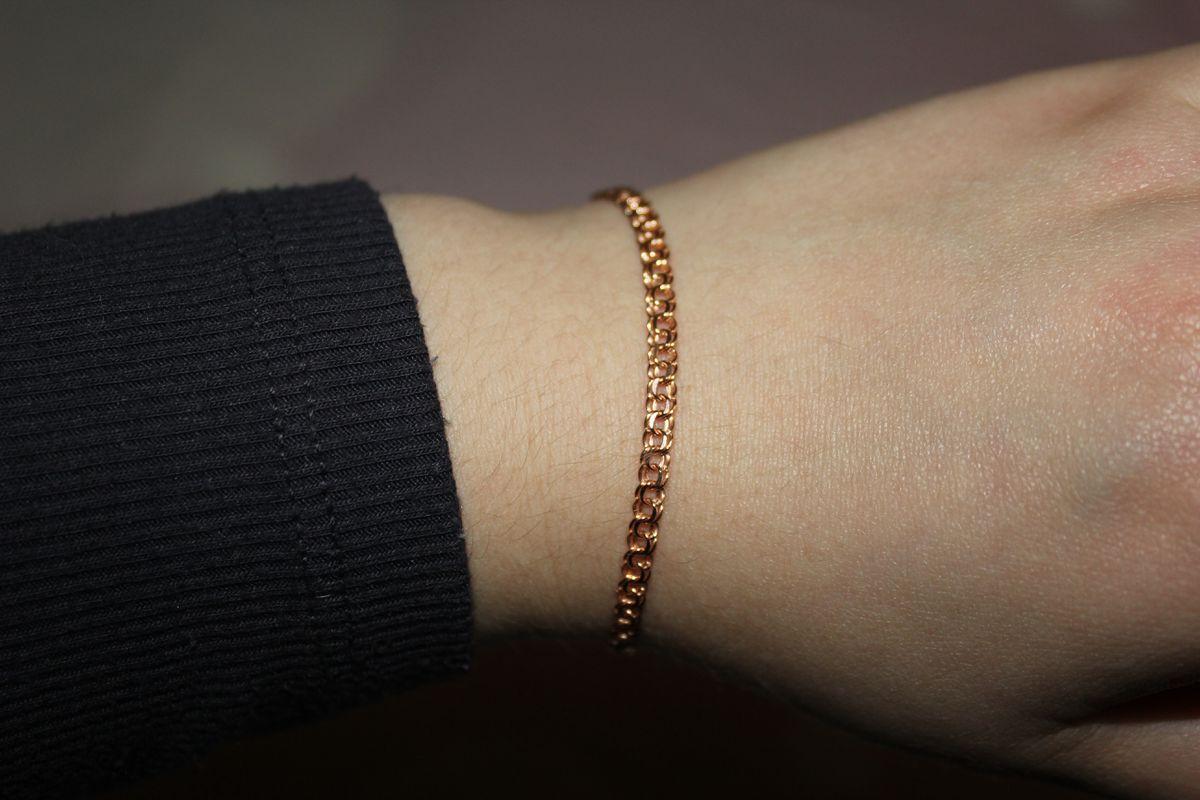 Золотой браслет по идеальной цене