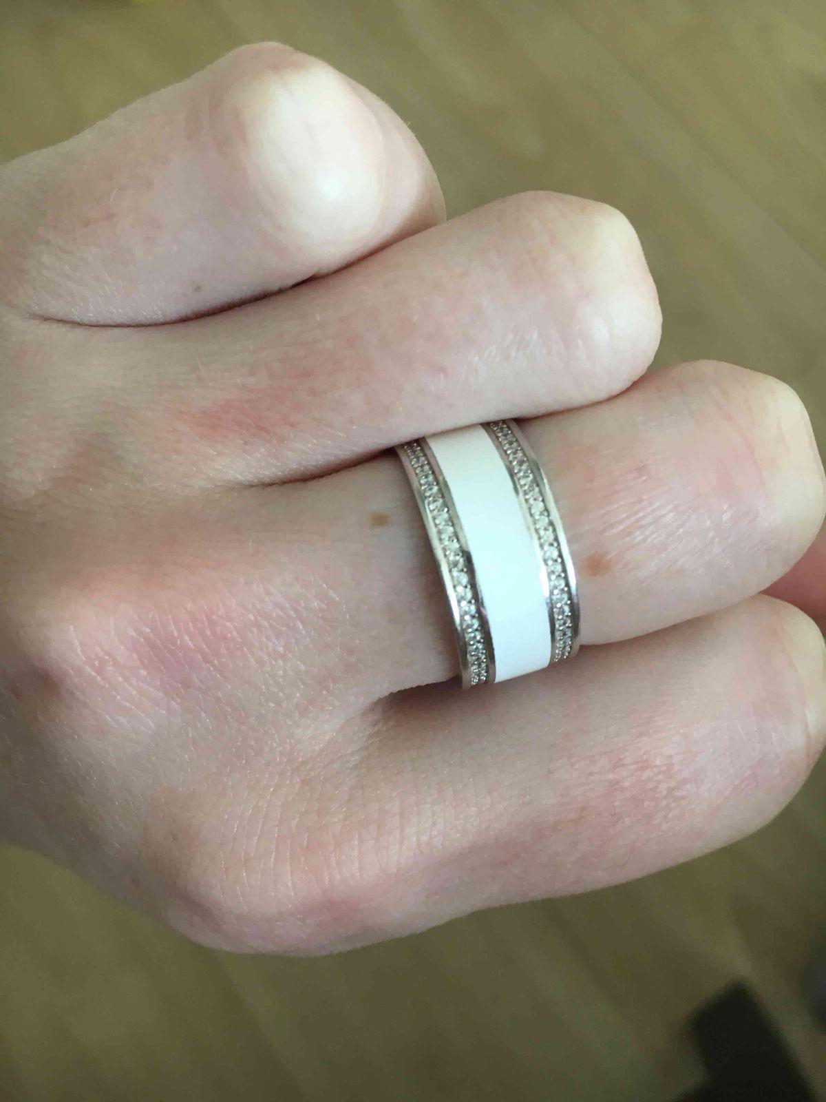 Хорошее,удобное кольцо