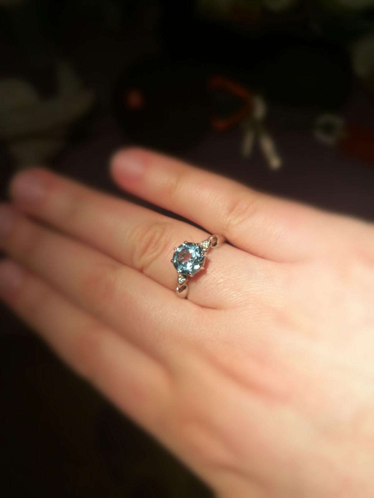 Шикарное кольцо 😍😍😍