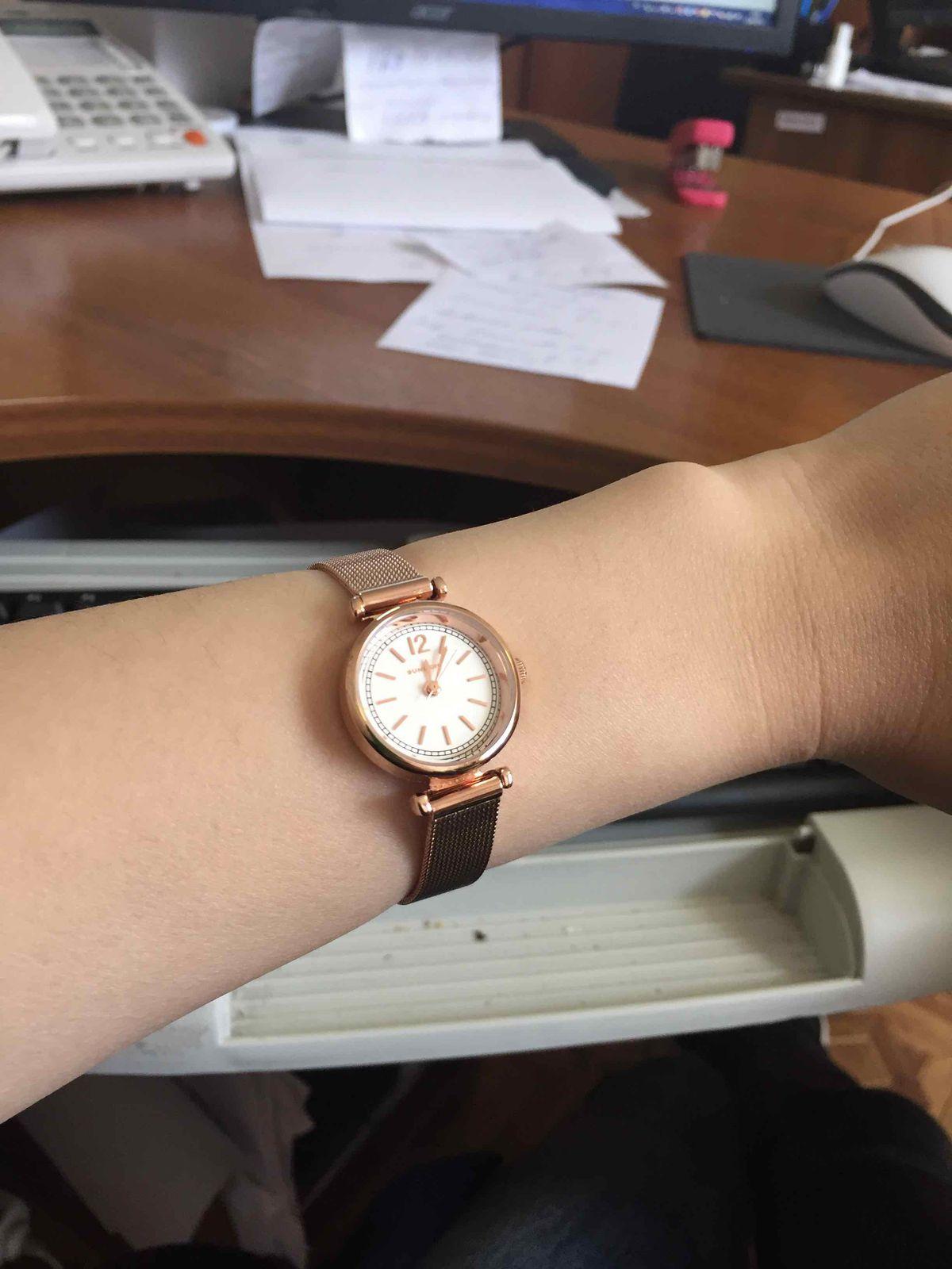 Часы мне выбрал муж. И я очень рада, что у него такой замечательный вкус😊