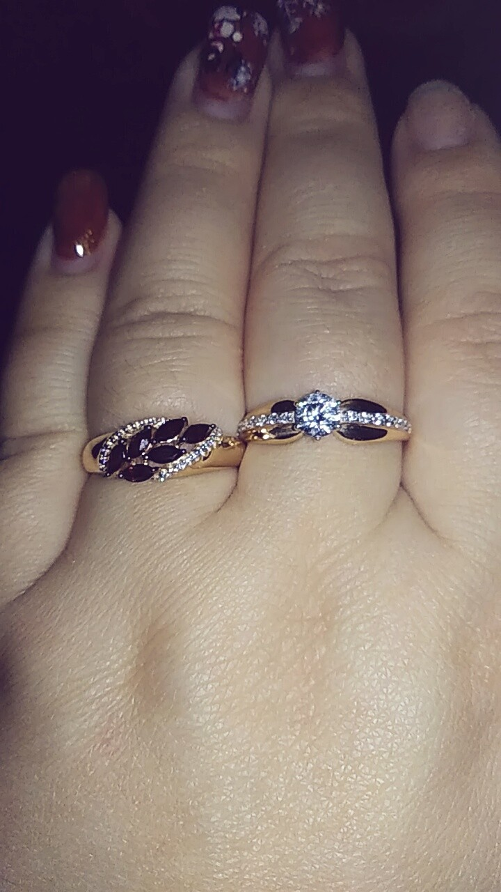 Очаровательное кольцо))