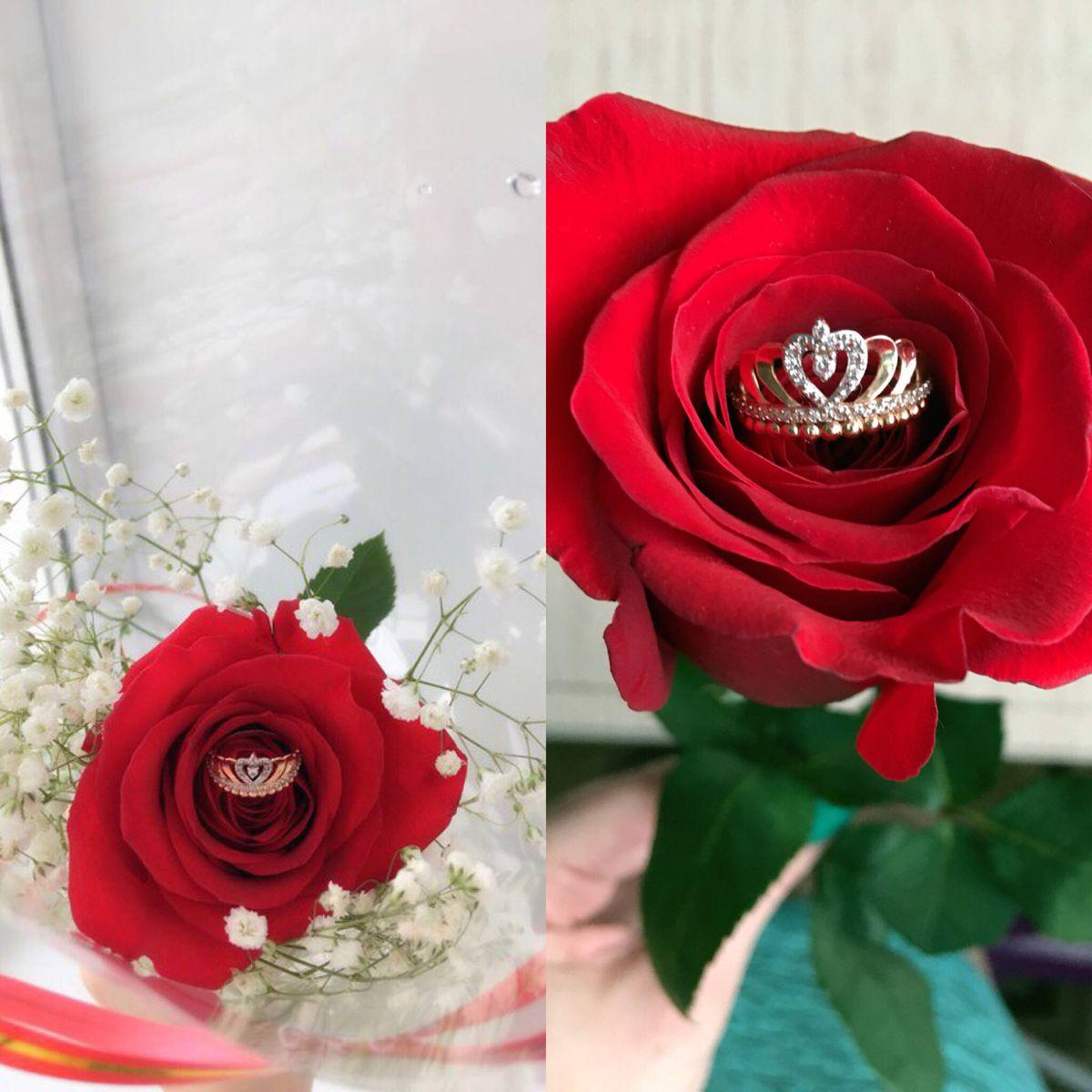 Подарок от любимого мужа на 14 февраля