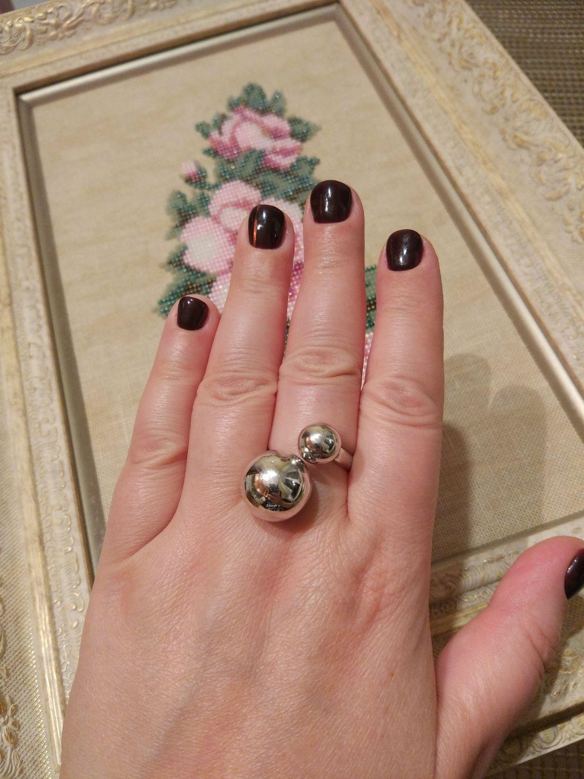 Кольцо очень и очень симпатичное