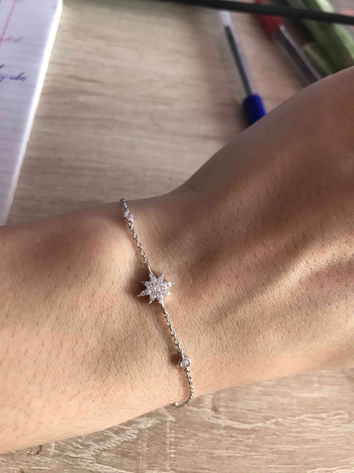 Кравивый браслет