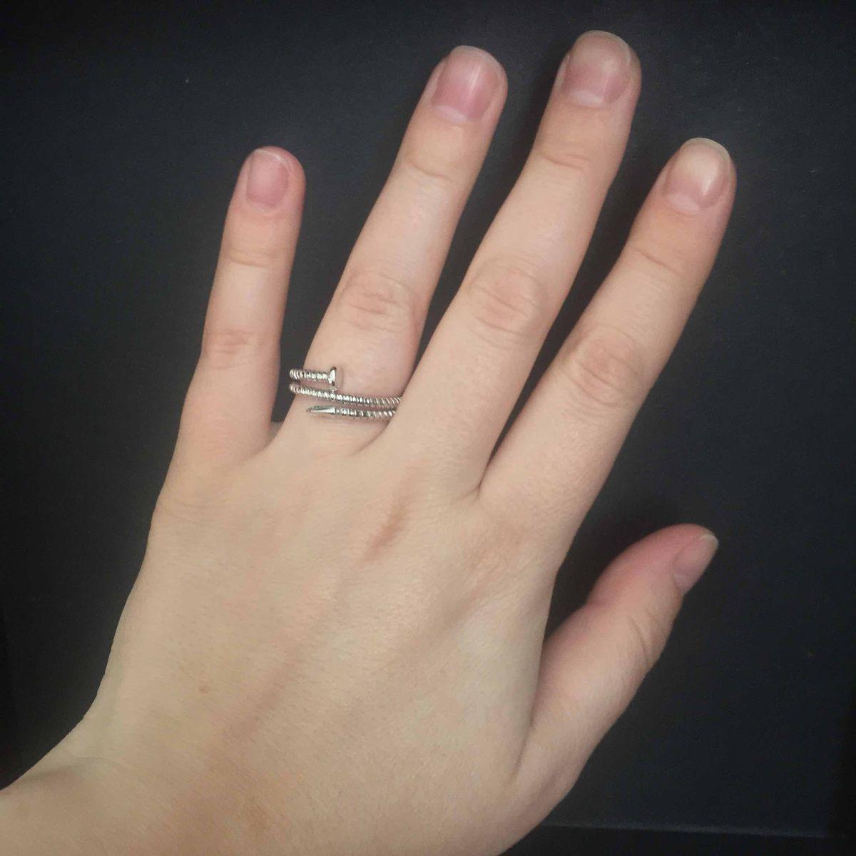 Кольцо-гвоздь