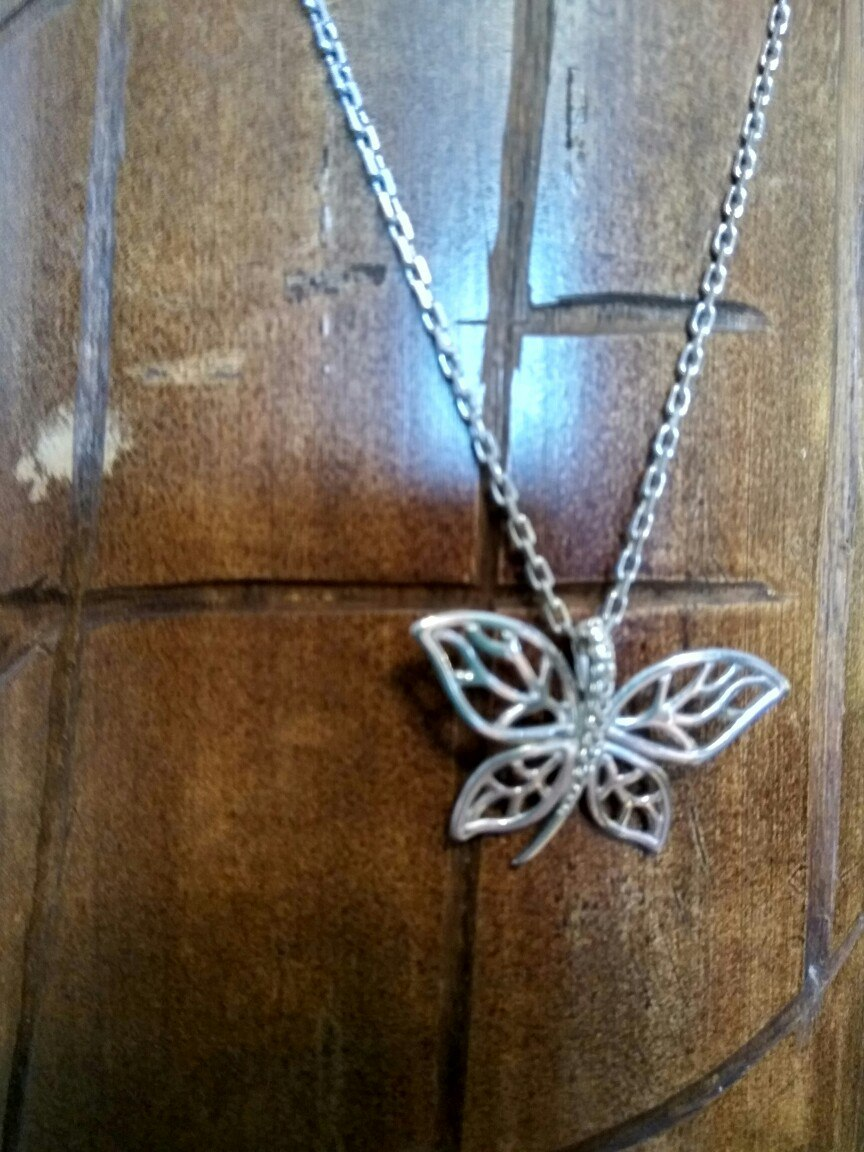 Нежная бабочка