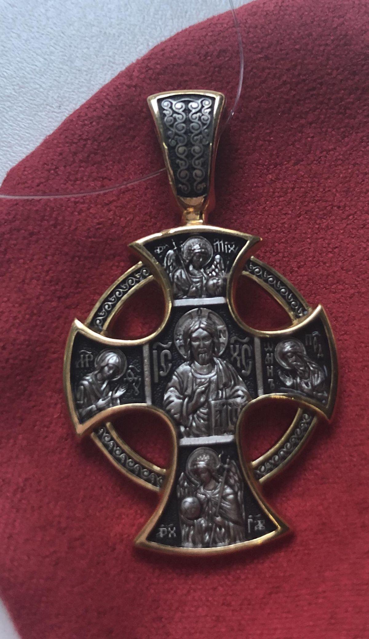 Необычный крест