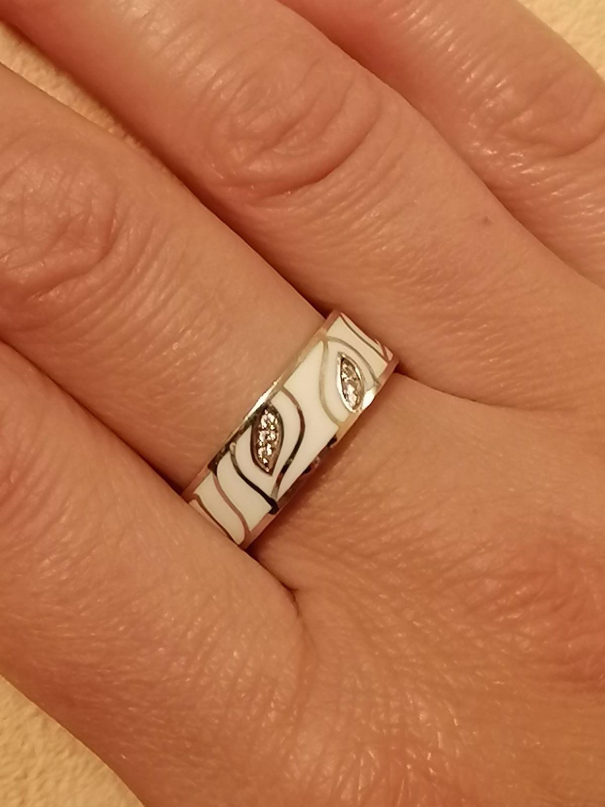 Кольцо в подарок себе любимой