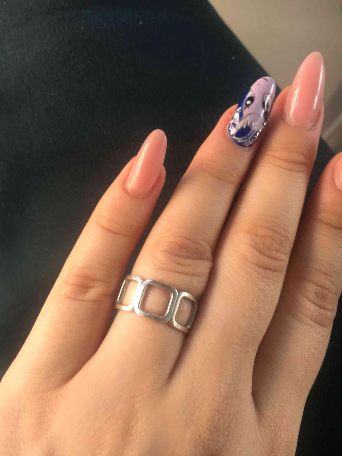 Красивое кольцо, но быстро потеряло первоначальный вид