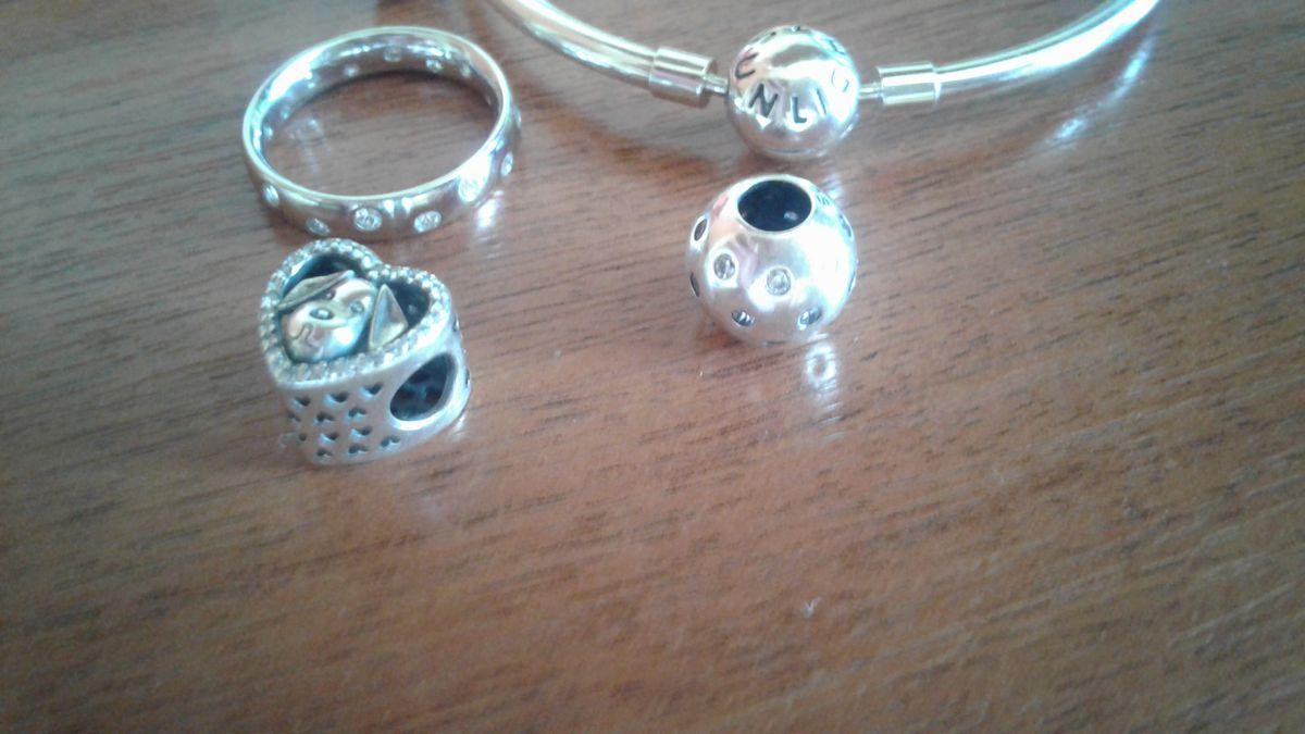 Элегантная подвеска-шарм как начало моей колекции из серебра