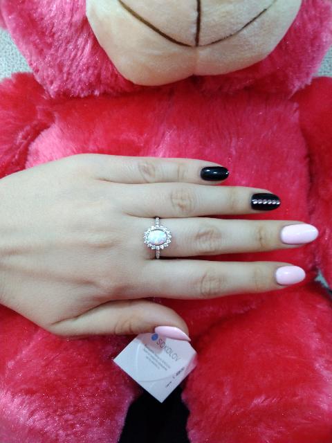 Долгожданное кольцо!
