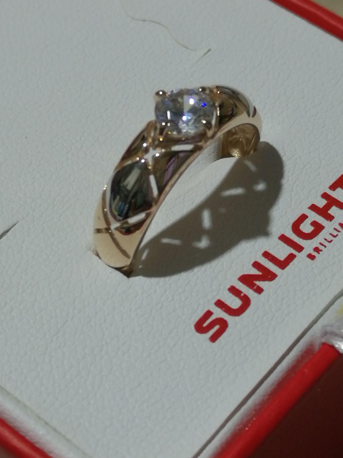 Очаровательное кольцо!
