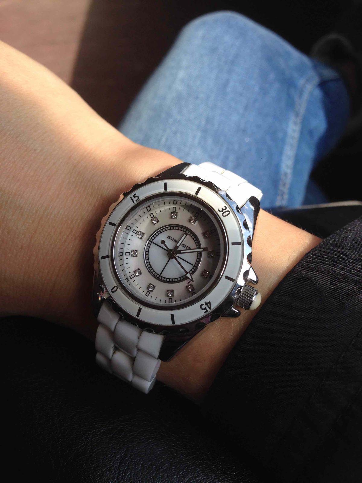 Бюджетные, но очень стильные часы
