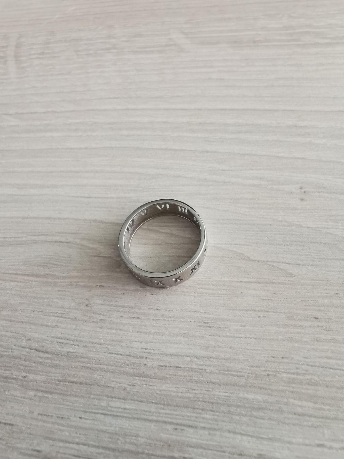 Кольцо брала в магазине