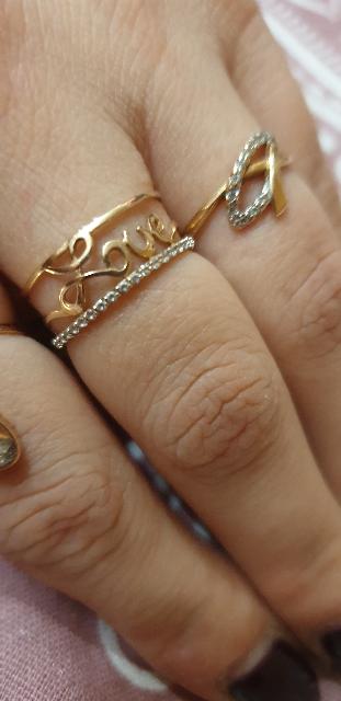 Шикарное, нежное кольцо