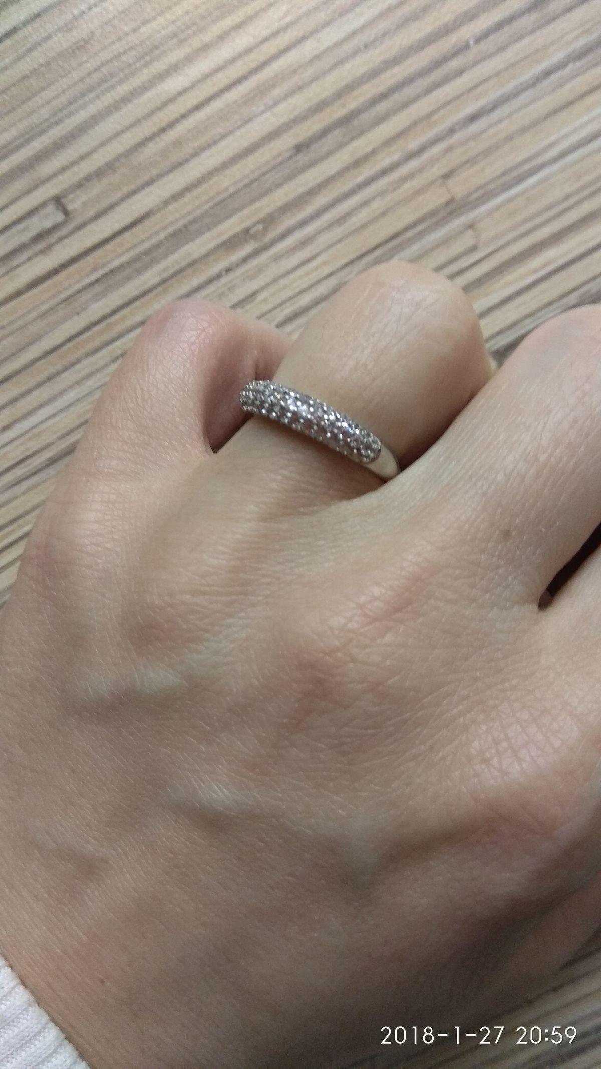 Достойное внимания кольцо!
