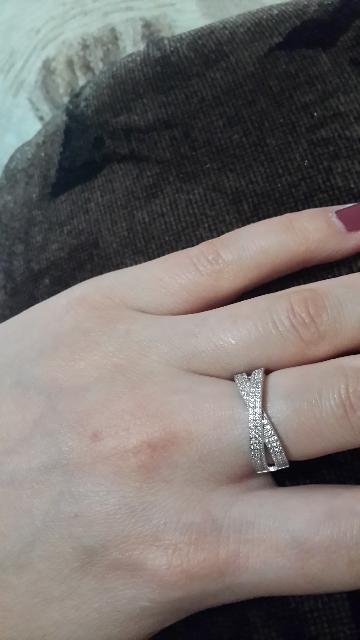 Элегантное колцо
