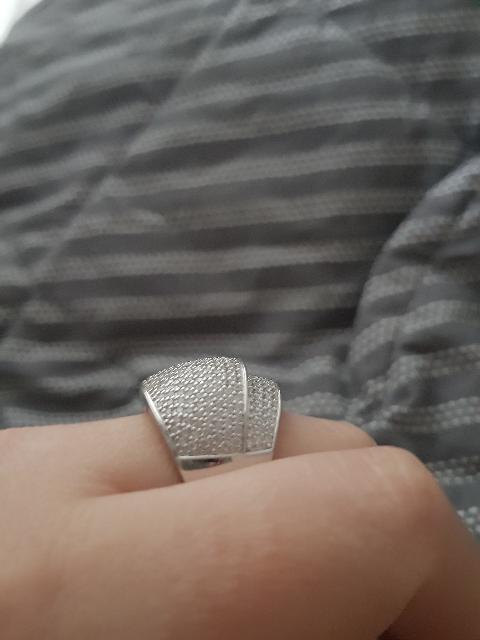 Очень оригинальное кольцо