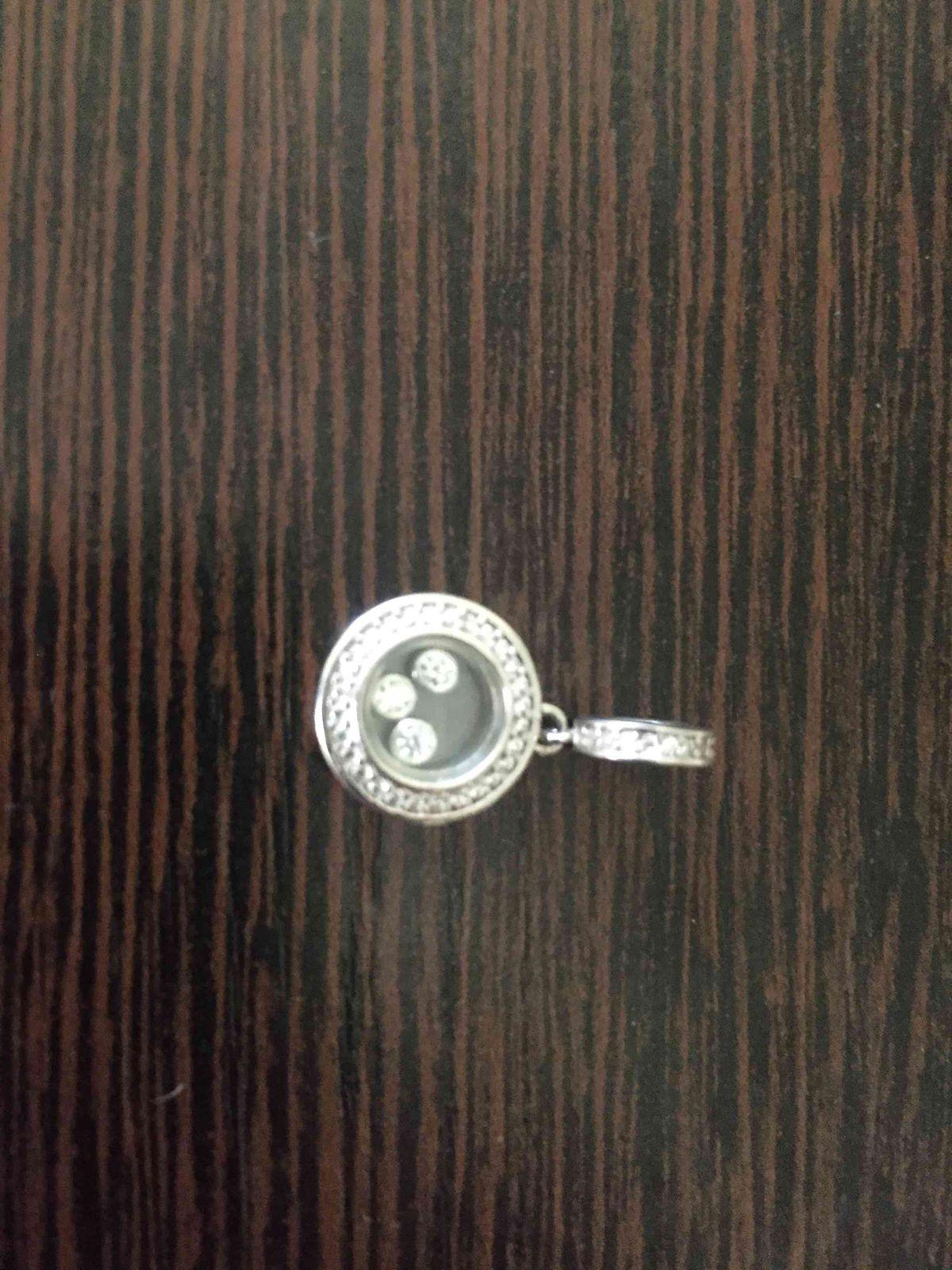 Серебрянная подвеска