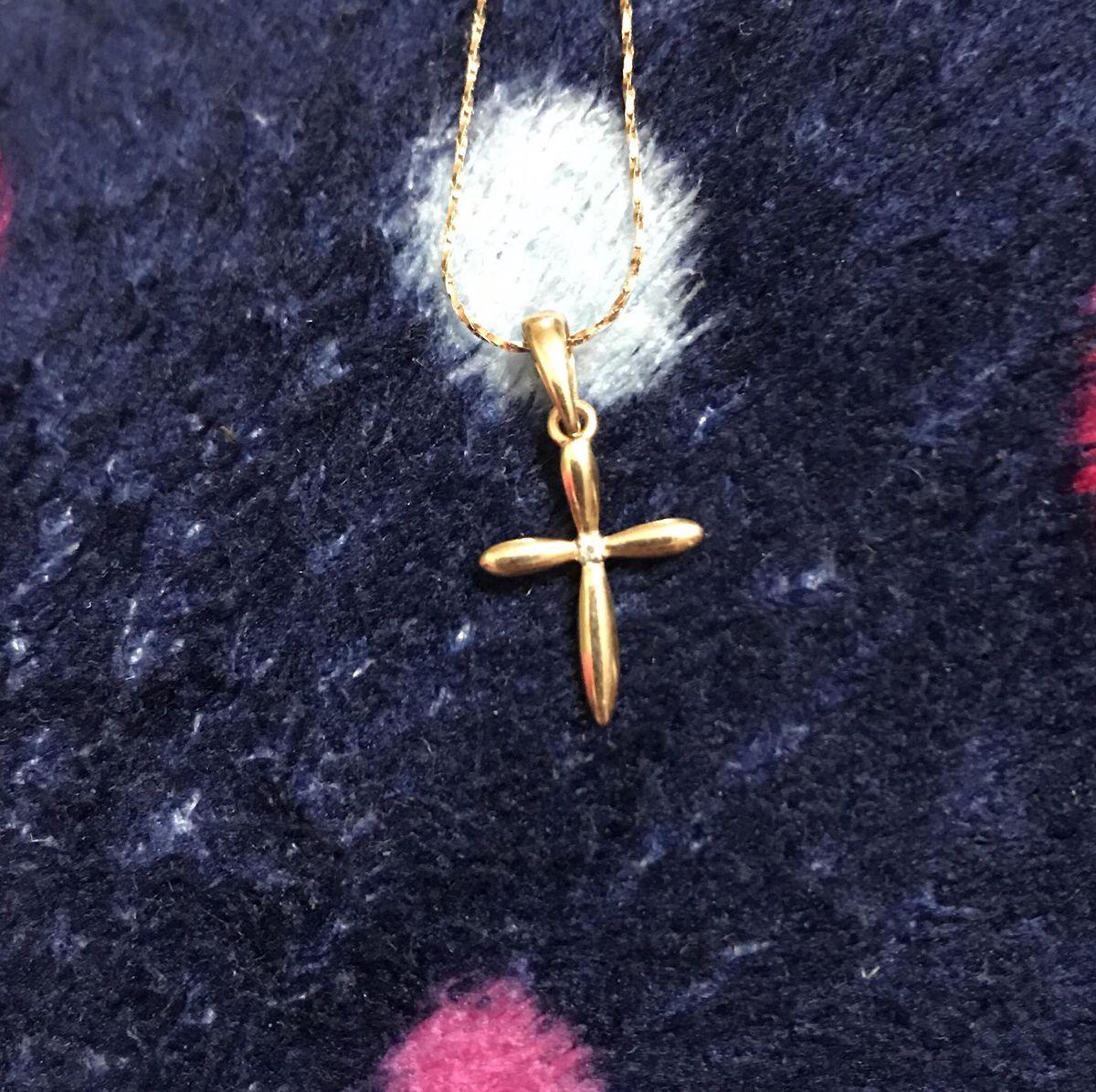 Миленький крестик