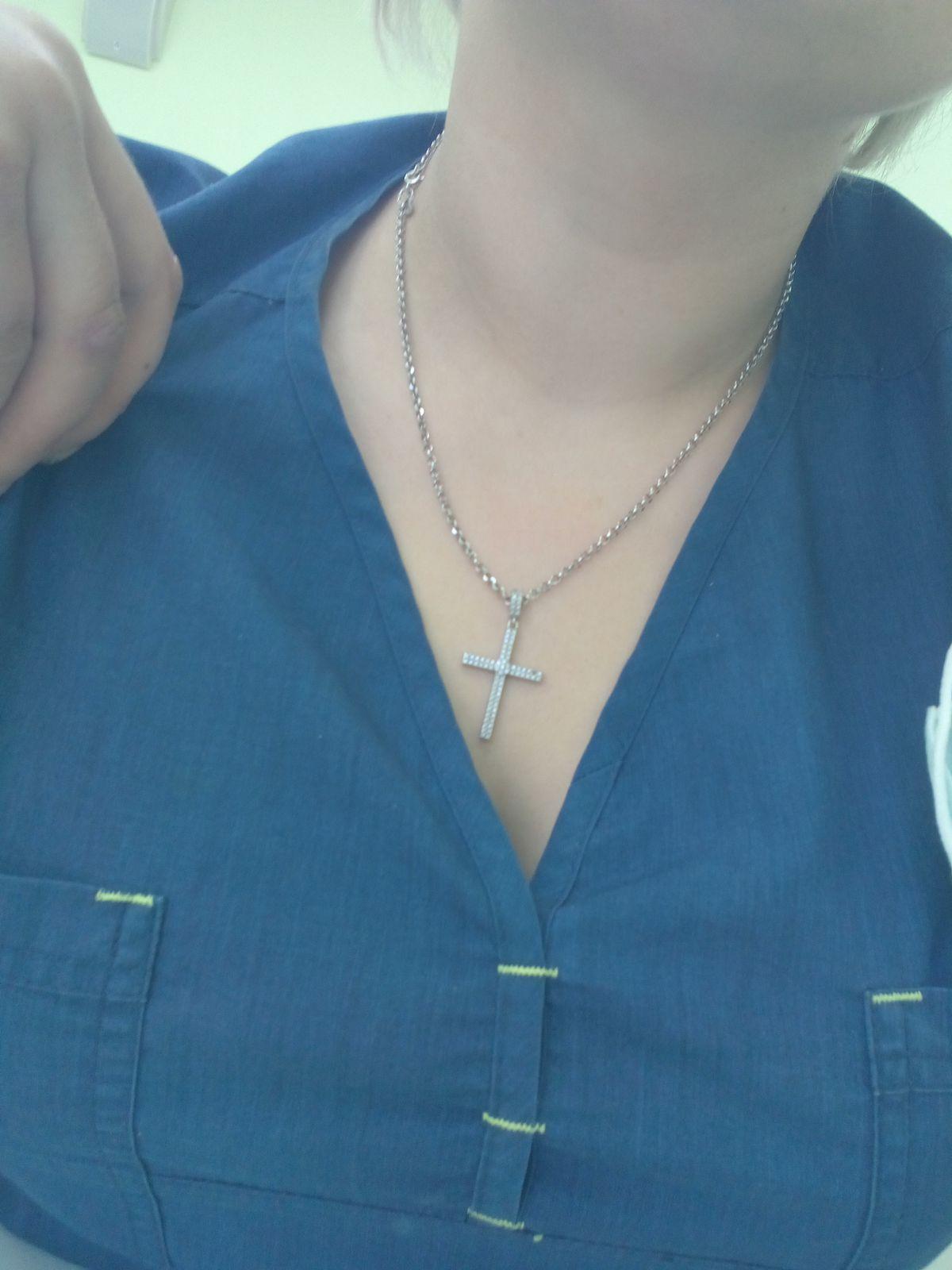 Красиво с крестом