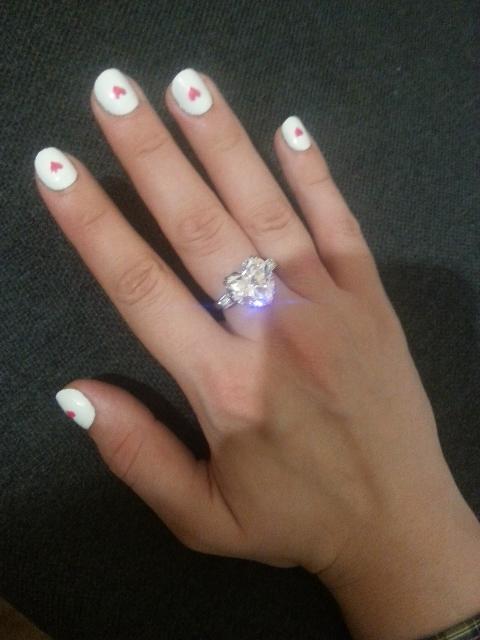Я восторге офигенное кольцо