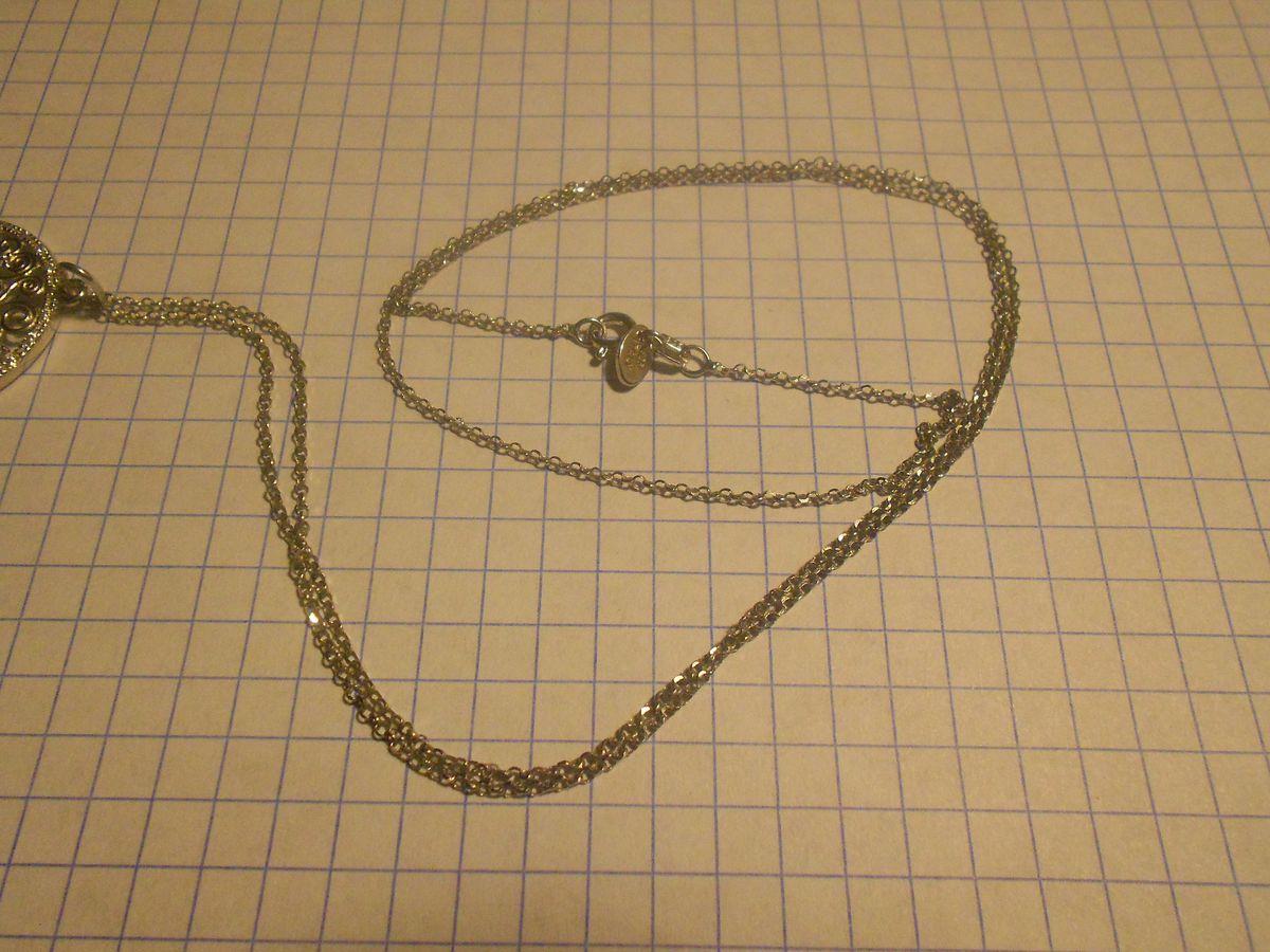 Тоненькая цепь