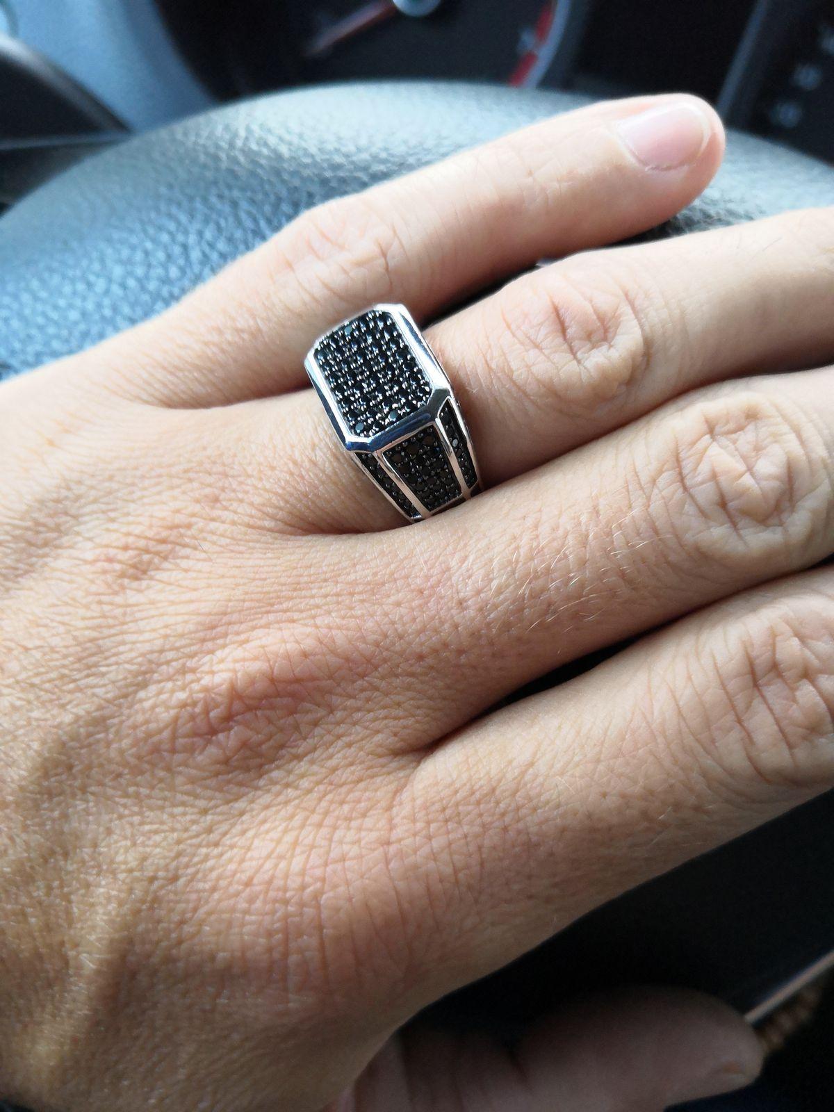 Перстень достойный