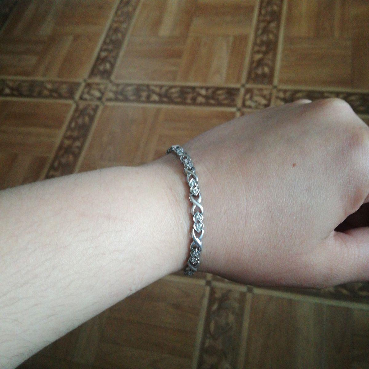 Ослепительный браслет