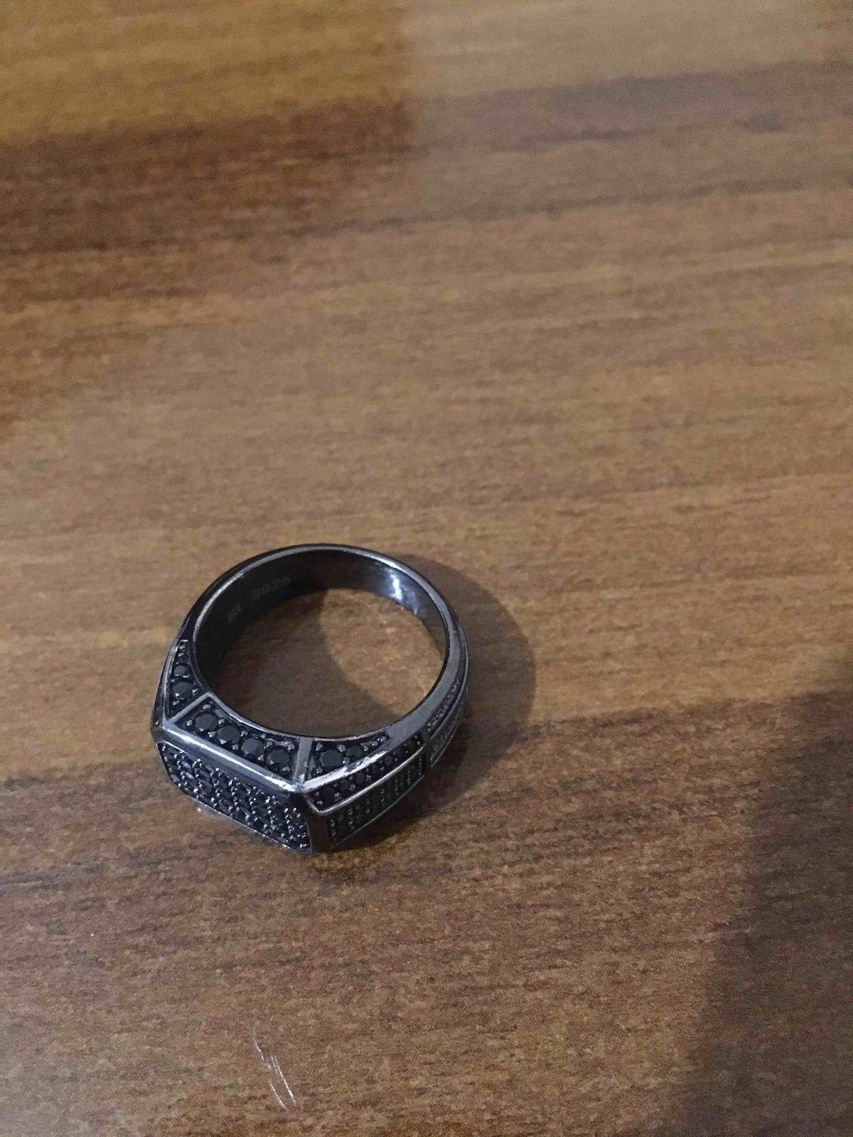 Хорошее кольцо, но есть но