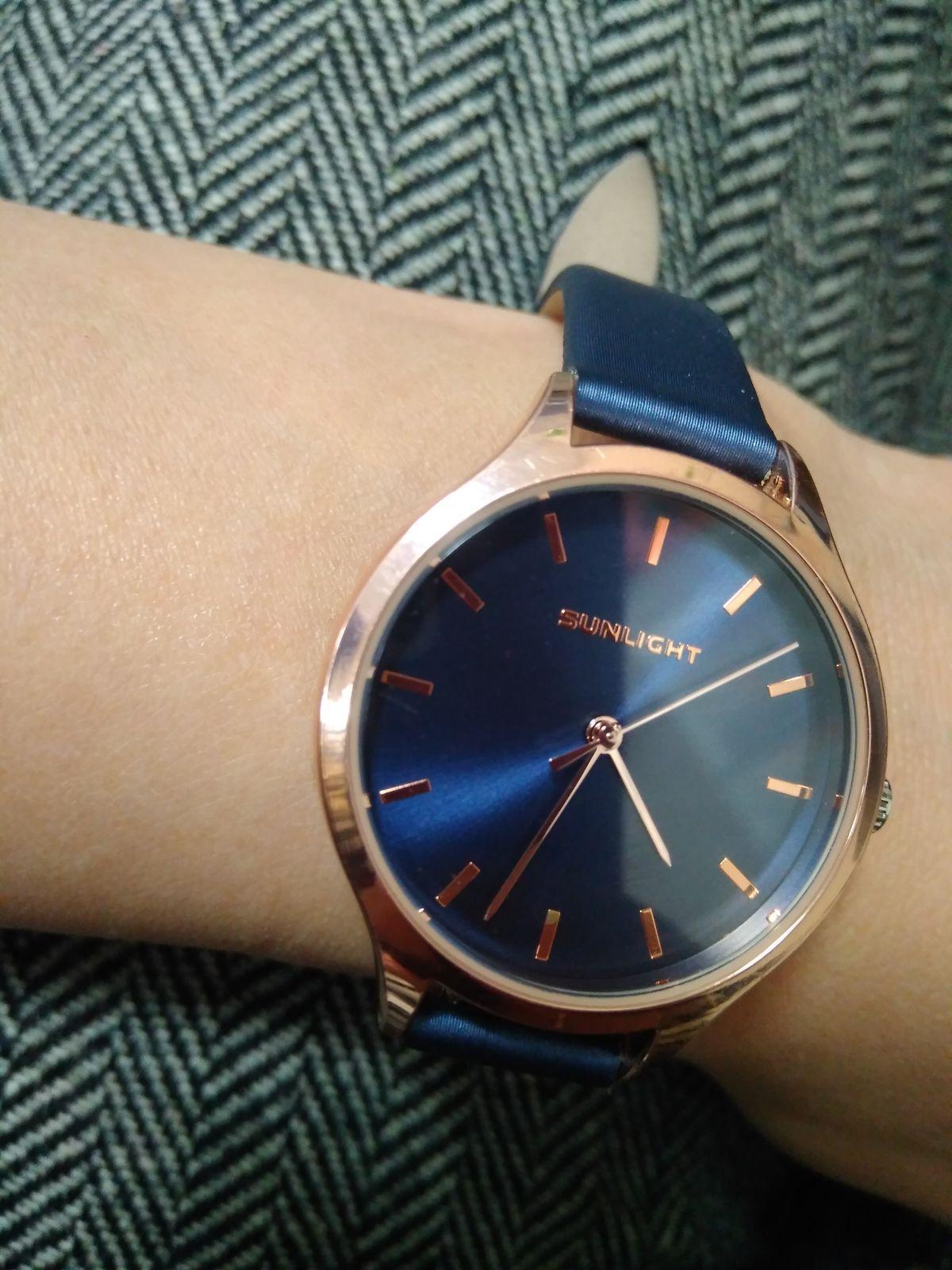 Классные часы!👍