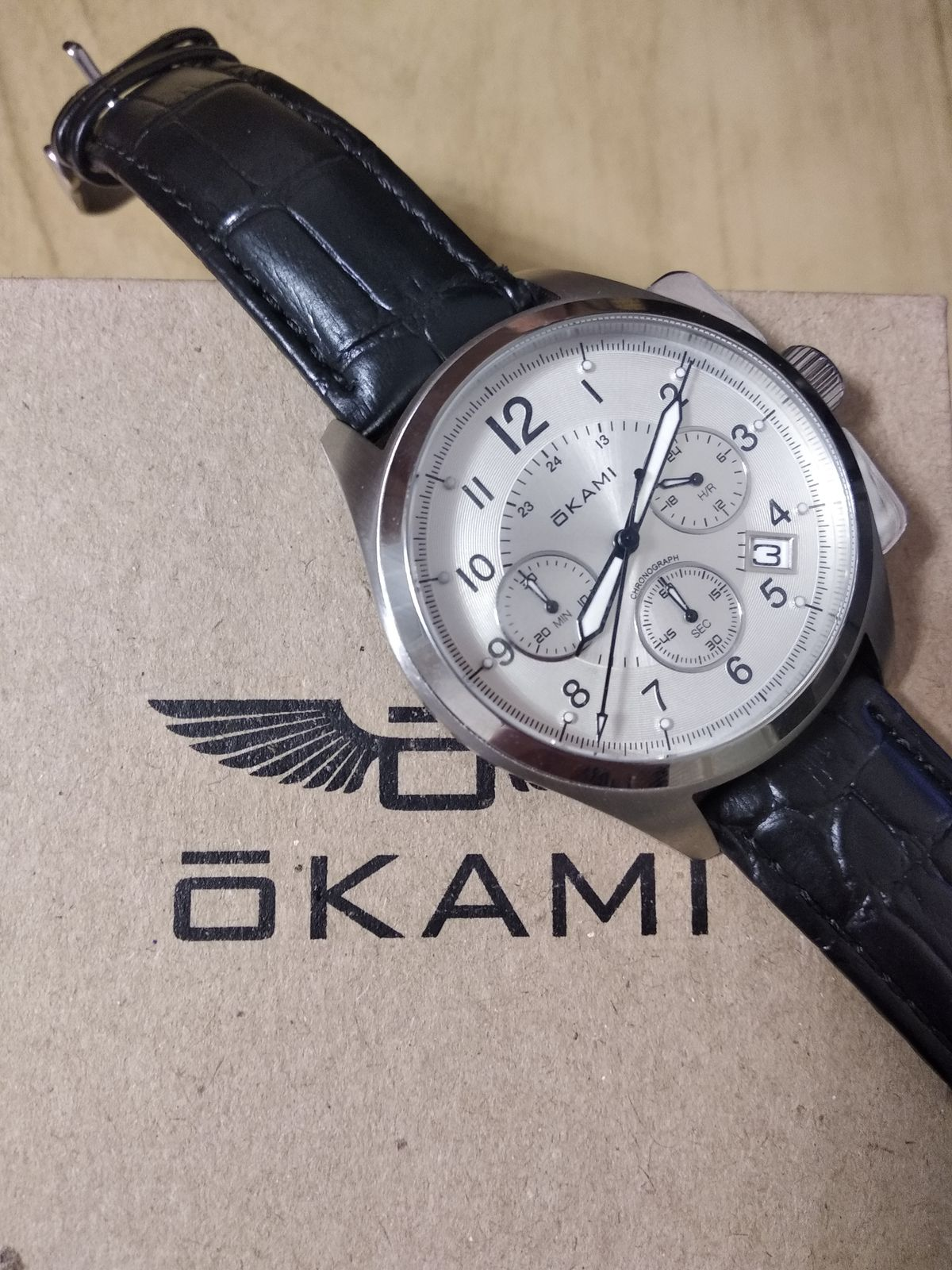 Мужские часы Оками