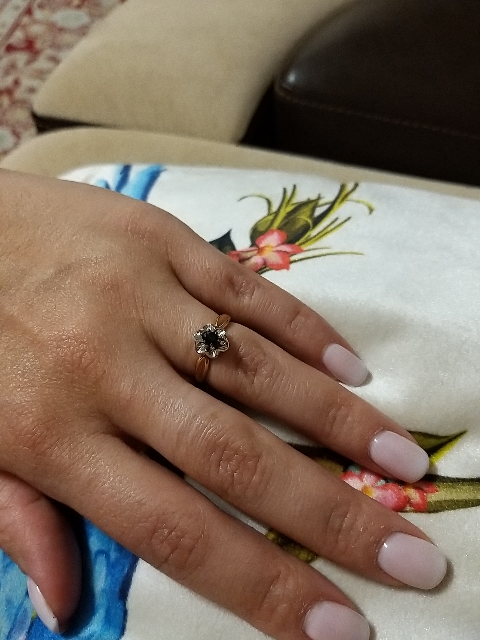 Офигенное кольцо!