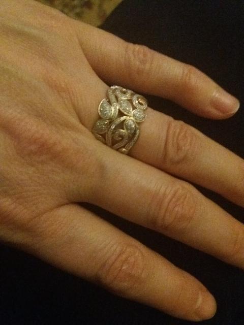 Классное кольцо красота