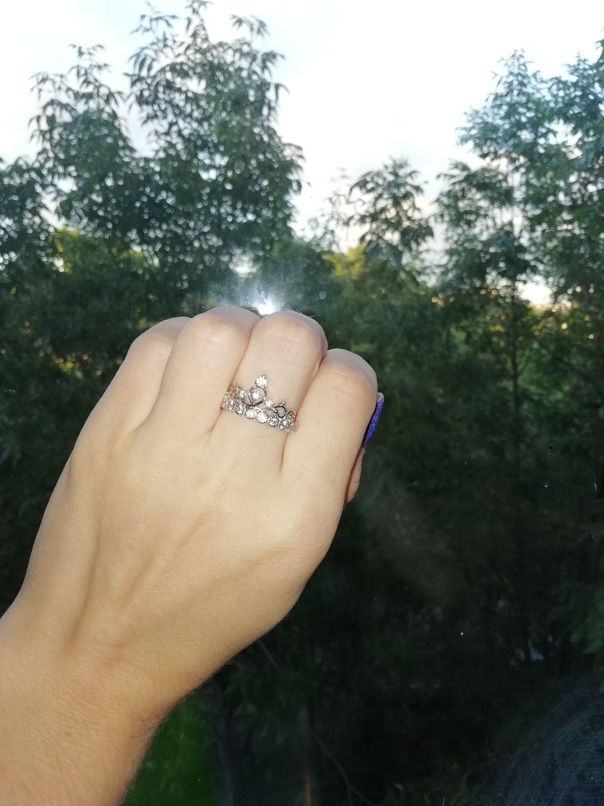 Корона на Ваш пальчик!)