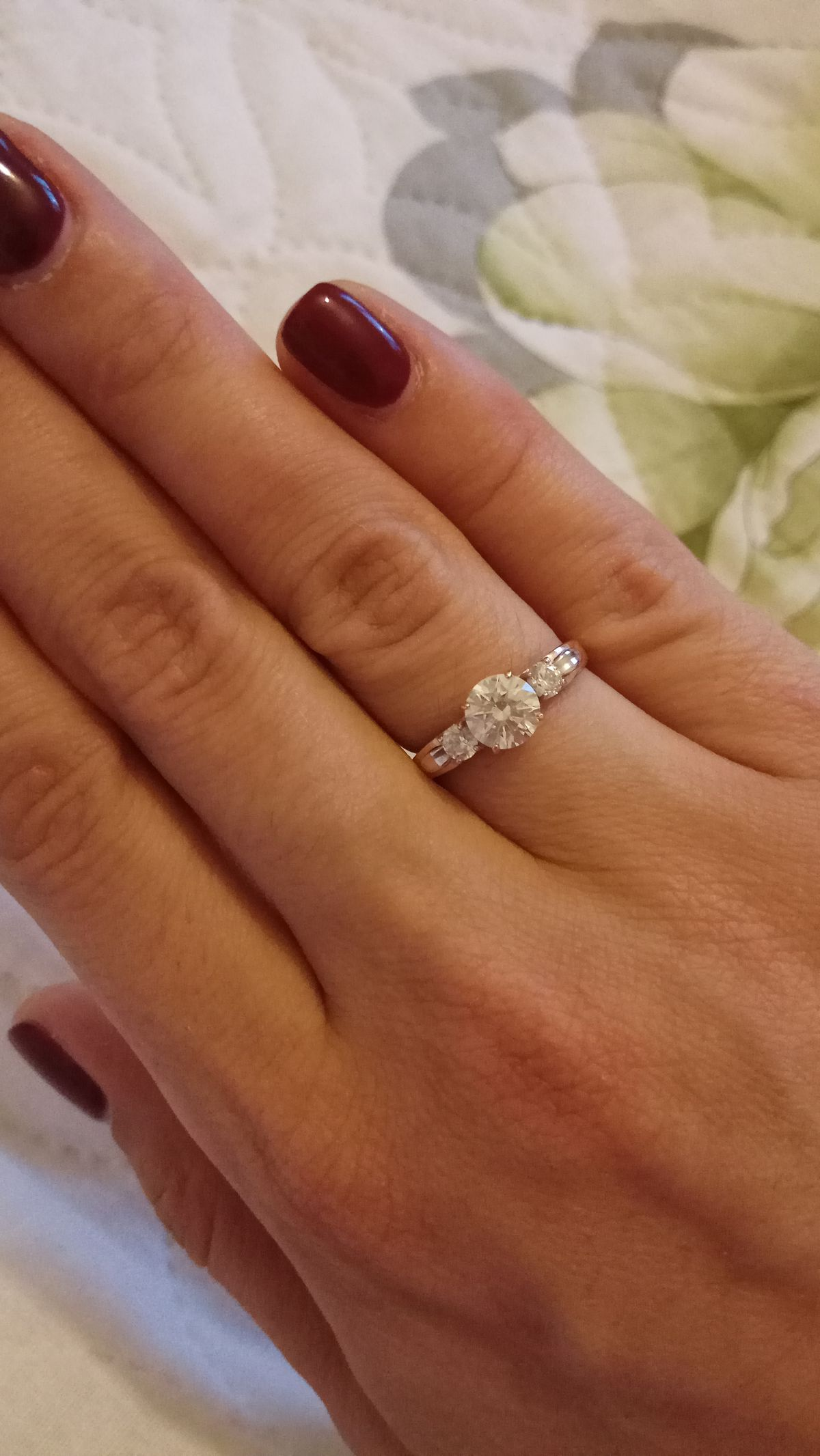 Кольцо для милых девушек
