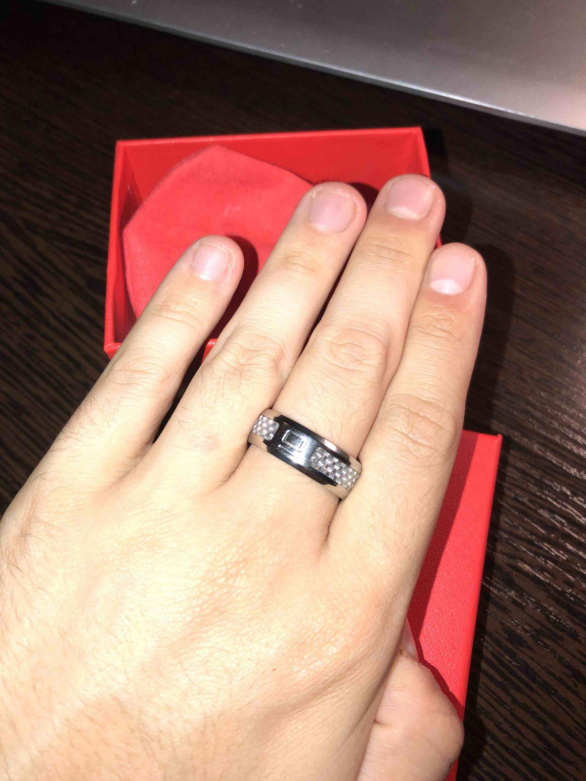 Нереально крутое кольцо!😇