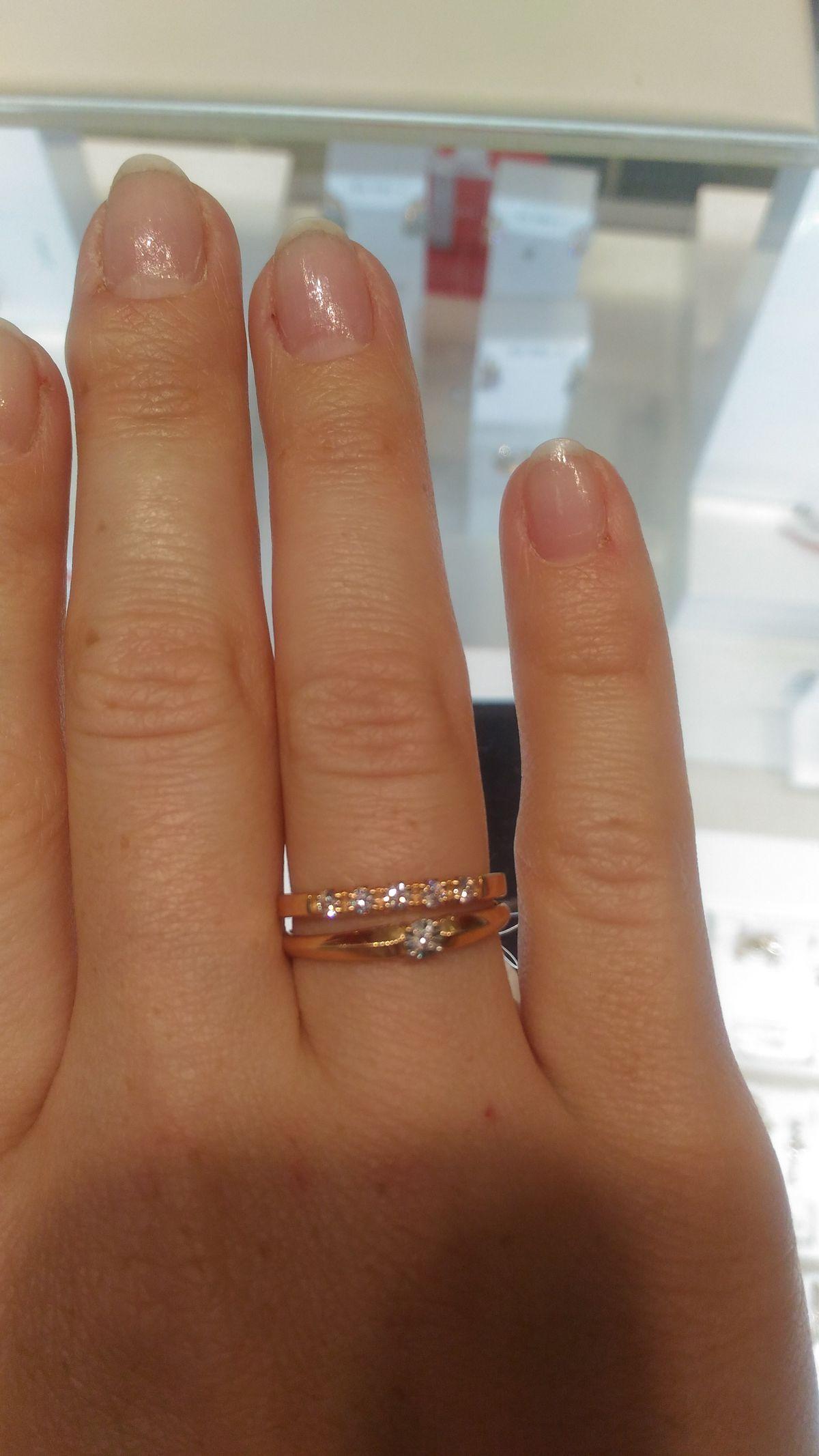 Кольца для нашей свадьбы