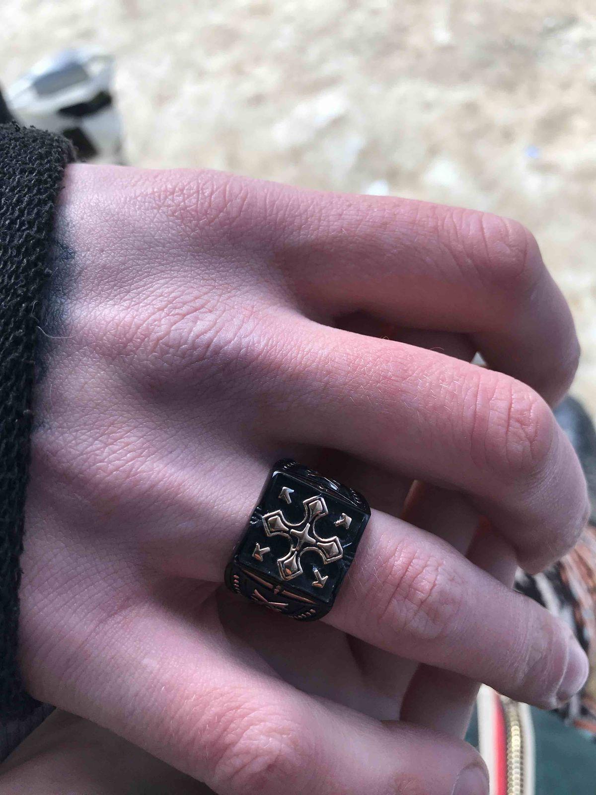 Печатка, кольцо