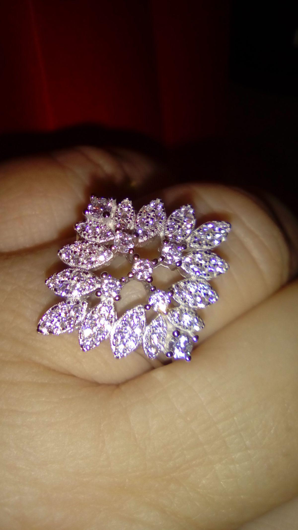 Серебряная роскошь