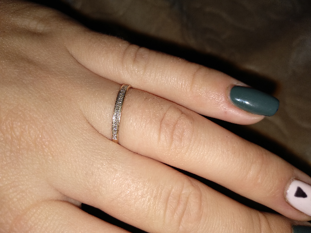 Милое кольцо
