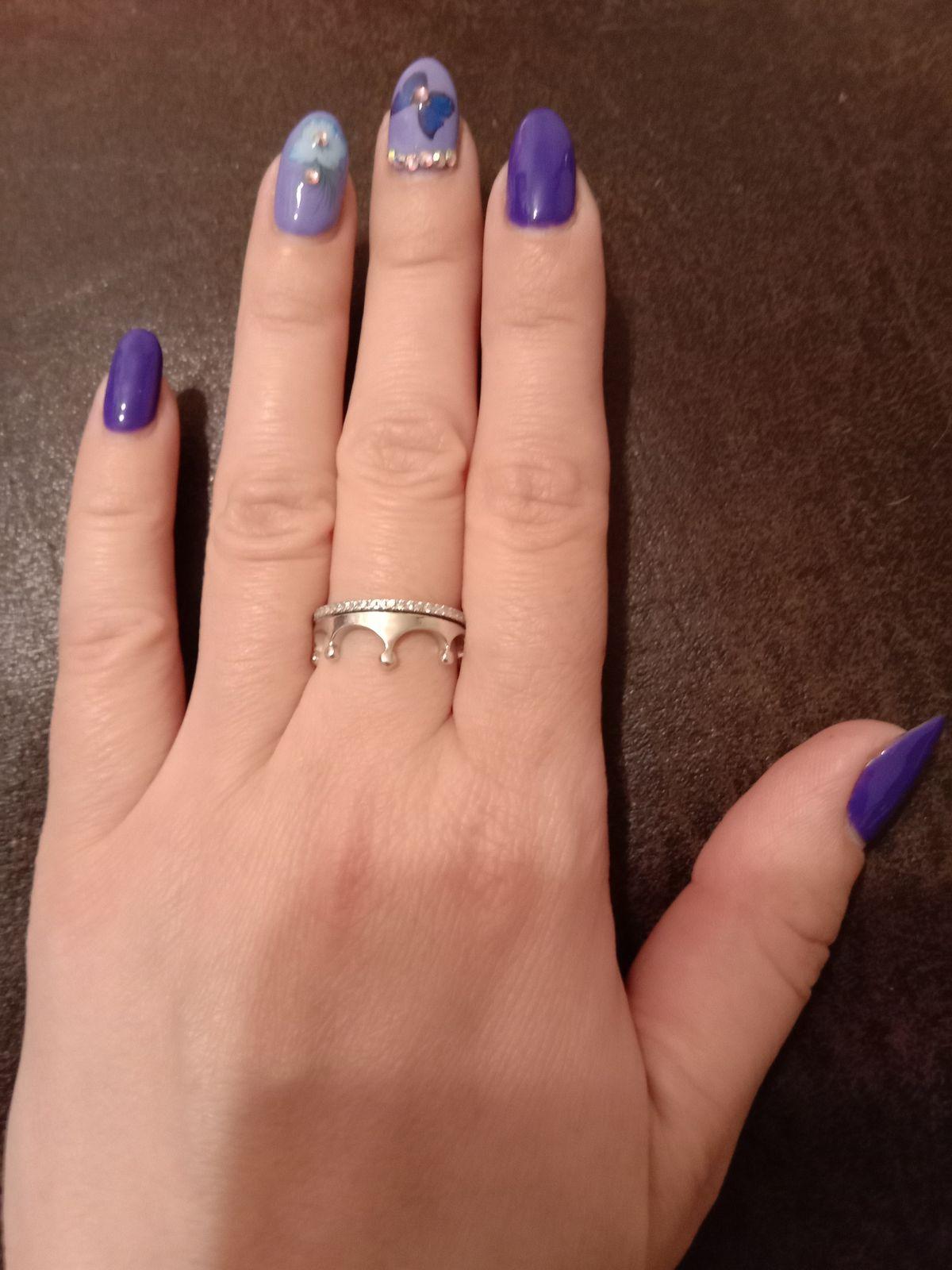 Купили кольцо с Мужем на 8марта!!!