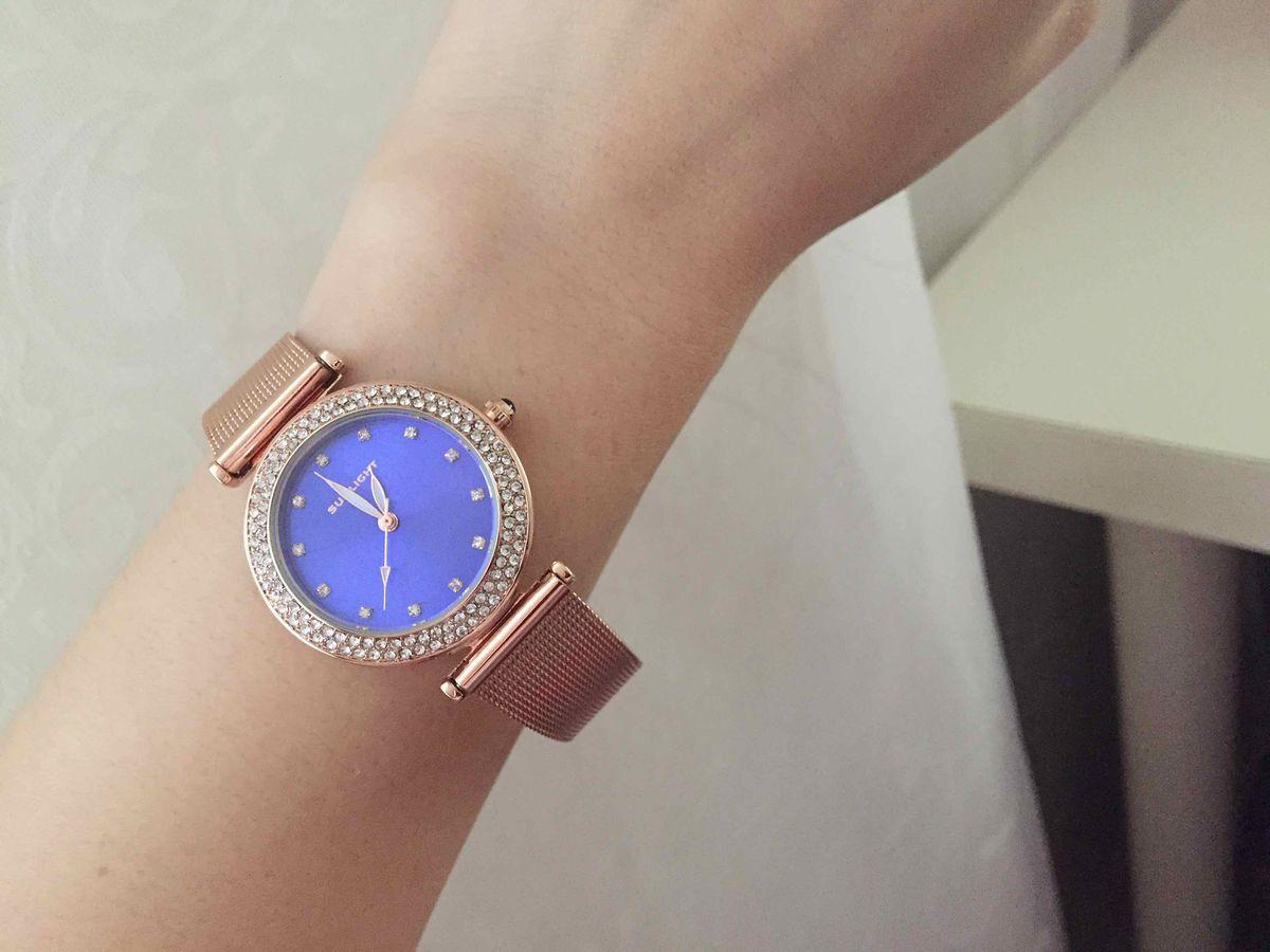 Очень красивые и удобные часы