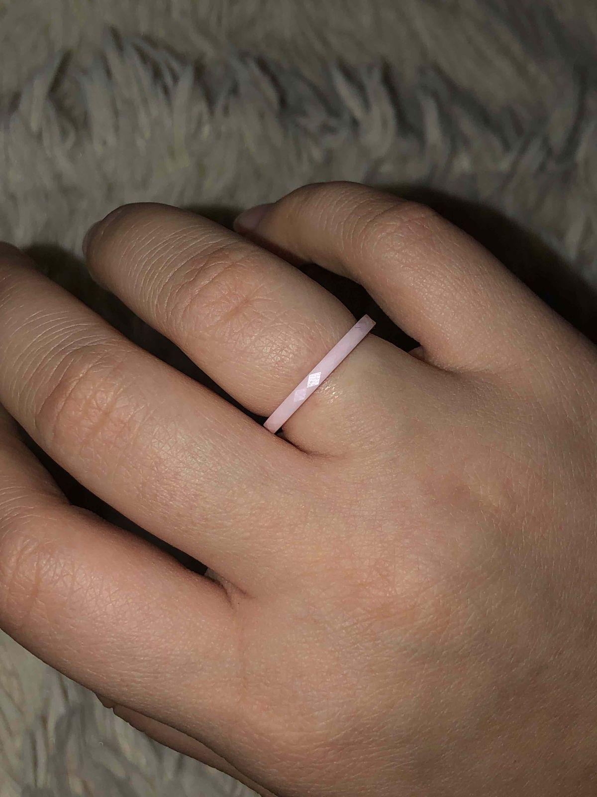 Самое крутое кольцо.